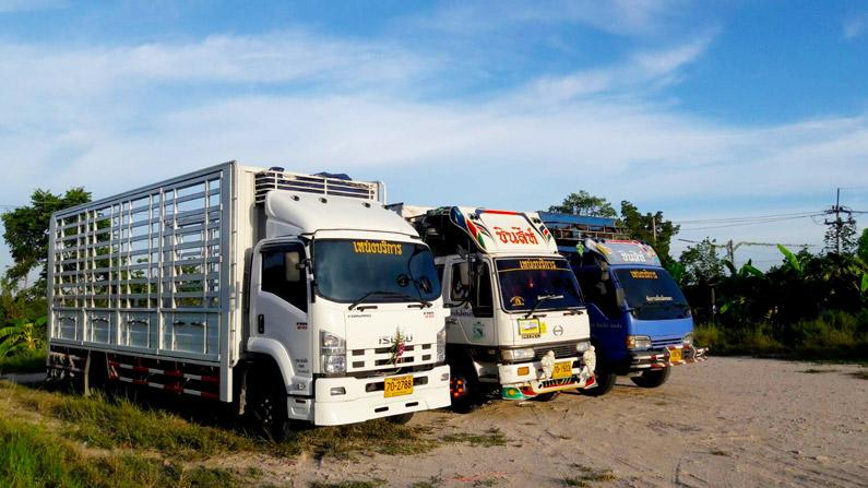 รถรับจ้างชลบุรี บริการทั่วไทย ประสบการณ์ มากกว่า 10 ปี